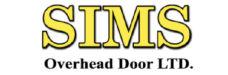 sims overhead door